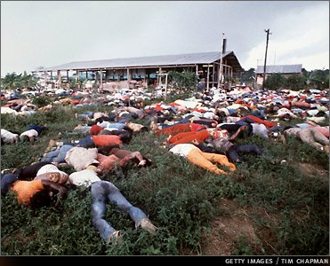 JONESTOWN, 1978